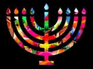 Hanukkah ecard
