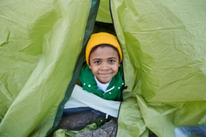 Tents and Tenacity