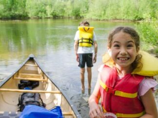 canoes and collaboration
