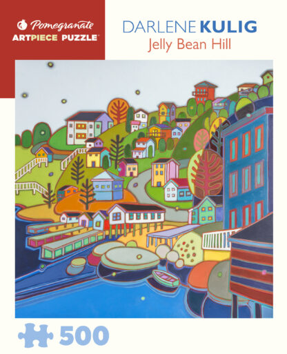 Jelly Bean Hill Puzzle