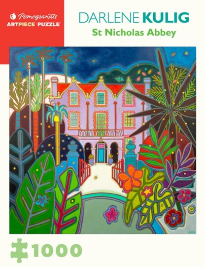 st nicholas abbey puzzle